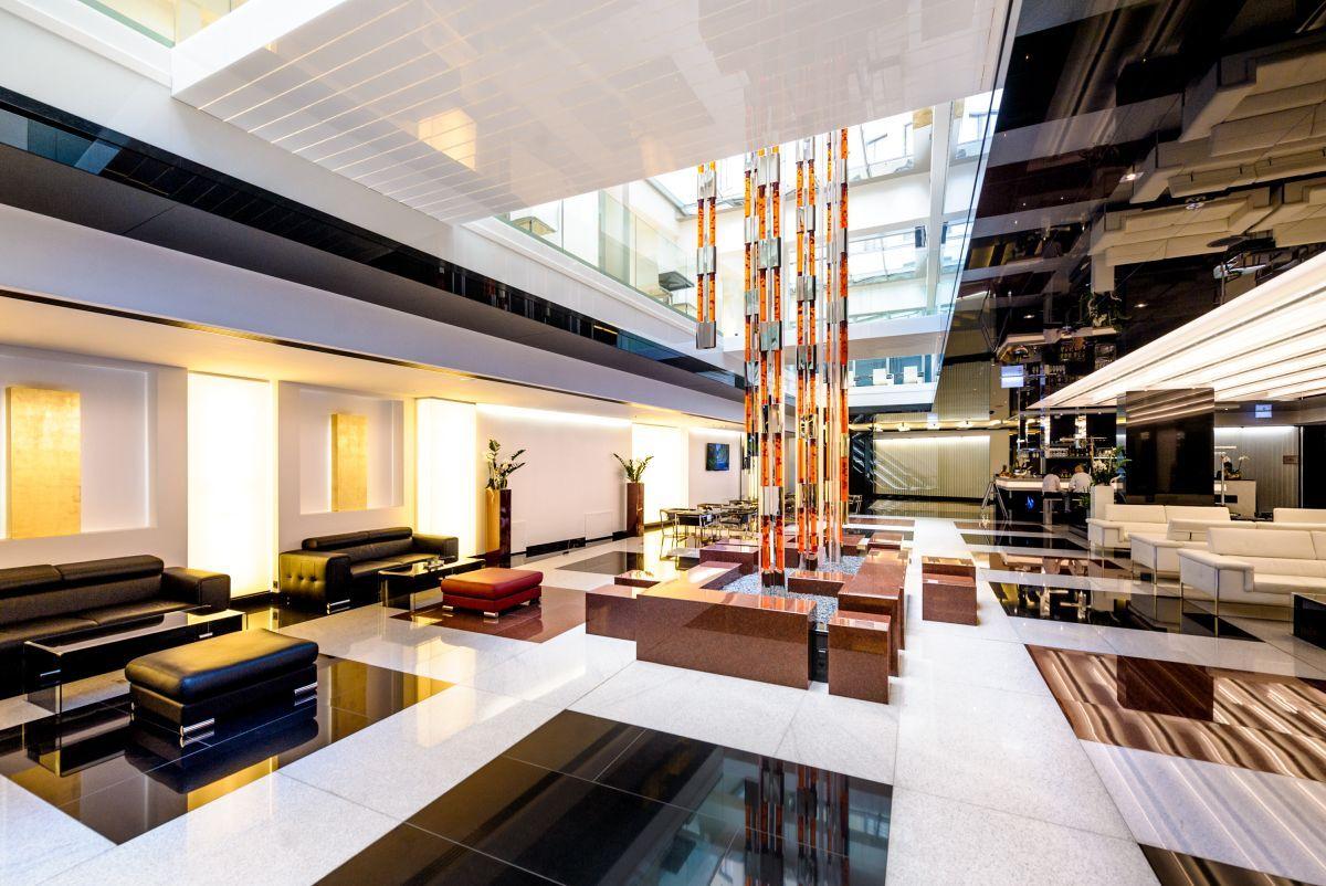 Grandior Hotel Foyer