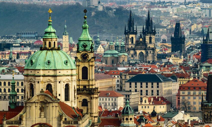 Prague-city