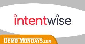 Demo Mondays #58 - Intentwise - Amazon Advertising Partner